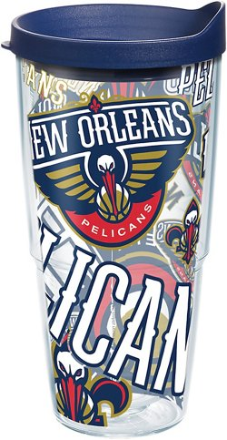 Tervis New Orleans Pelicans 24 oz All Over Tumbler