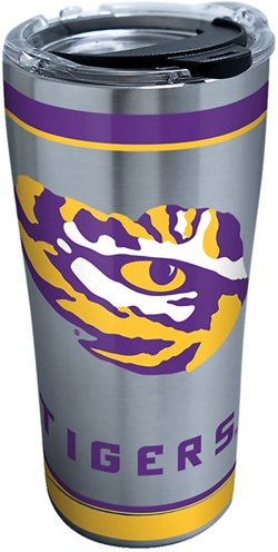 Tervis Louisiana State University 20 oz Stainless-Steel Tumbler
