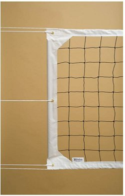 Tandem Sport 39 in x 32 ft Heavy-Duty Competition Volleyball Net