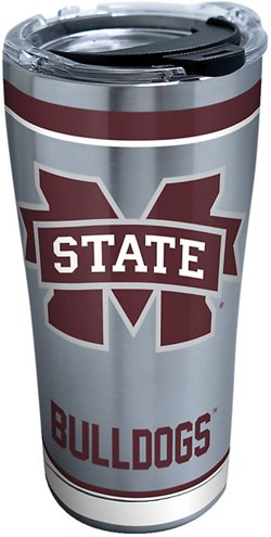 Tervis Mississippi State University 20 oz Stainless-Steel Tumbler