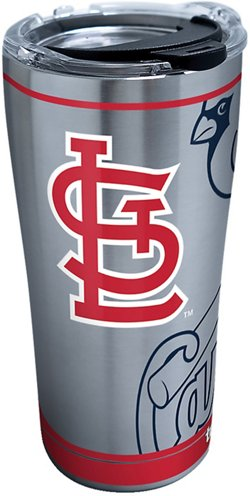 St. Louis Cardinals Genuine 20 oz Stainless-Steel Tumbler