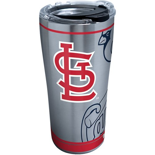Tervis St. Louis Cardinals Genuine 20 oz Stainless-Steel Tumbler
