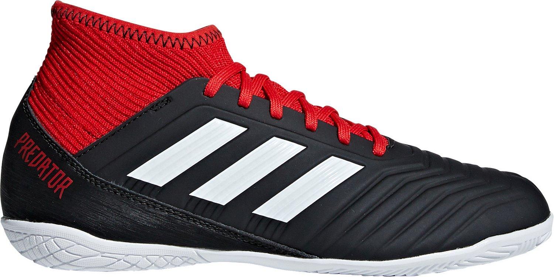 e282f5160ed6 adidas Boys  Predator Tango 18.3 Indoor Soccer Shoes