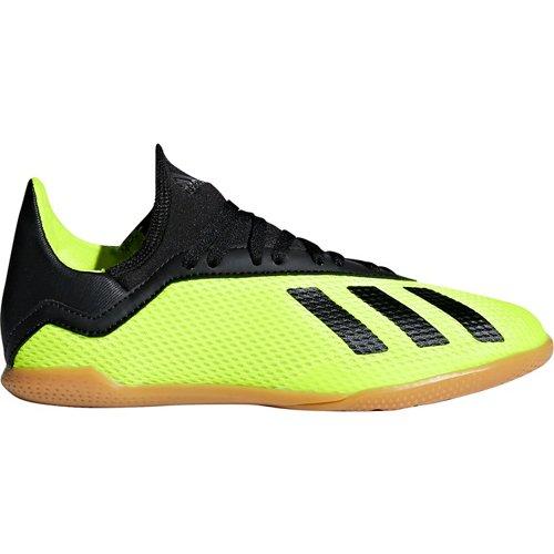 adidas Boys' X Tango 18.3 Indoor Soccer Shoes