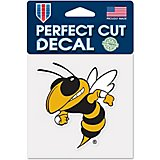 WinCraft Georgia Tech Perfect Cut Color Decal