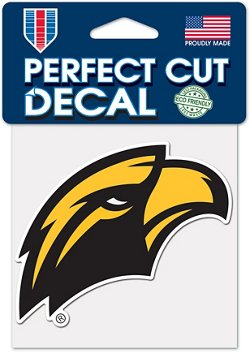 University of Southern Mississippi Perfect Cut Color Decal