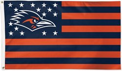 WinCraft Texas San Antonio Roadrunners Stars and Stripes Deluxe Flag
