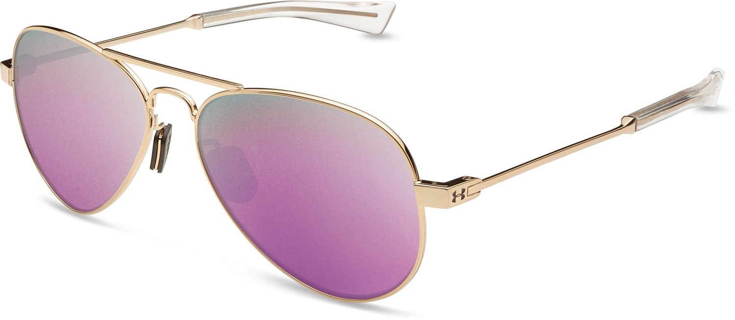 46db19d2d2 Under Armour Getaway M Aviator Sunglasses