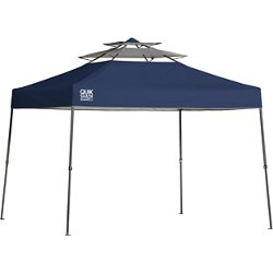 Quik Shade Summit SX100 10 ft x 10 ft Straight-Leg Pop-Up Canopy