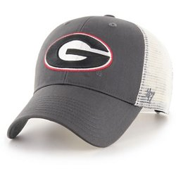 University of Georgia Men's Branson Mesh Back Ball Cap