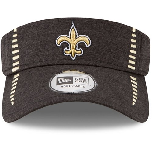 New Era Men's New Orleans Saints Speed Visor
