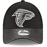 New Era Girls' Atlanta Falcons 9FORTY Shimmer Shine Cap