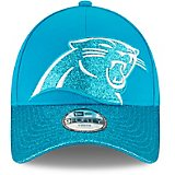 New Era Girls  Carolina Panthers 9FORTY Shimmer Shine Cap e938c662f945