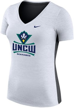 Nike Women's University of North Carolina at Wilmington Dri-FIT Touch T-shirt