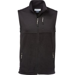 Men's Softshell Hybrid Full Zip Vest