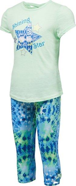 Cheetah Girls' Harmony Graphic T-shirt and Capri Pants Set