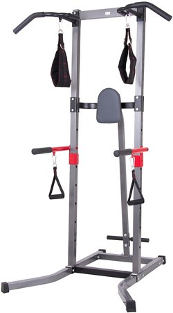 Body Power Total Body Deluxe Multifunctional Power Tower