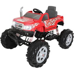24 V Ride-On Monster Truck