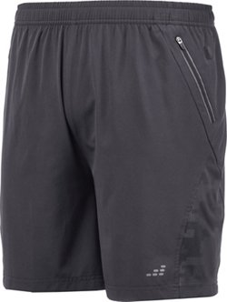 BCG Men's Reflective 7 in Running Shorts