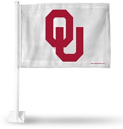 Rico University of Oklahoma Car Flag