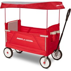 Kids' 3-in-1 EZ Fold Wagon with Canopy