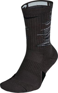 Nike Elite Basketball Graphic Crew Socks