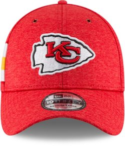 New Era Men's Kansas City Chiefs 39THIRTY Flex Fit Onfield Sideline Home Cap