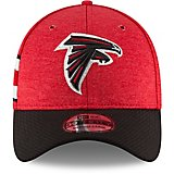 New Era Men's Atlanta Falcons 39THIRTY Flex Fit Onfield Sideline Home Cap