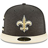 4bed3ac54d96 Men s New Orleans Saints 59FIFTY Fitted Onfield Sideline Home Cap.  Clearance. Quick View. New Era