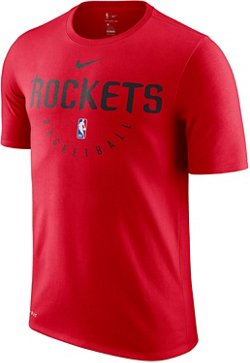 Nike Men's Houston Rockets Essential Practice T-shirt