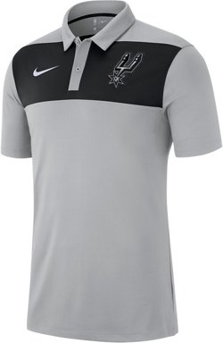 Nike Men's San Antonio Spurs Statement Polo Shirt