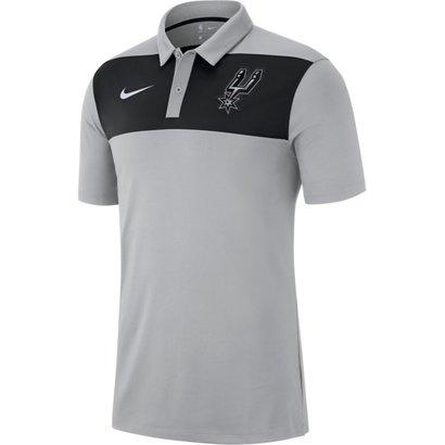 041b08145431 Nike Men s San Antonio Spurs Statement Polo Shirt