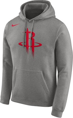 Nike Men's Houston Rockets Essential Logo Hoodie
