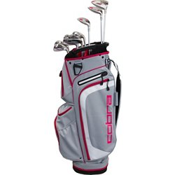 Women's XL 10 Piece Complete Golf Set