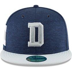 33280b73d6d Men s Dallas Cowboys  18 Sideline Home 59FIFTY Cap