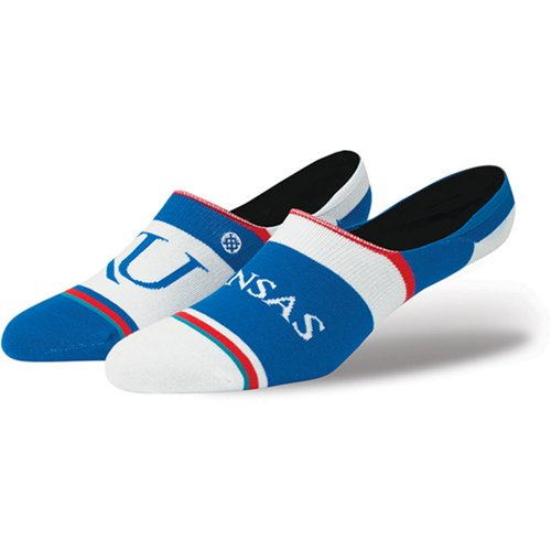 Stance University of Kansas Super No-Show Socks