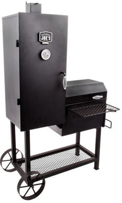 Char-Broil Oklahoma Joe's Bandera Vertical Offset Smoker