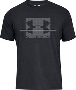 Under Armour Men's Gridlock Box Logo T-shirt