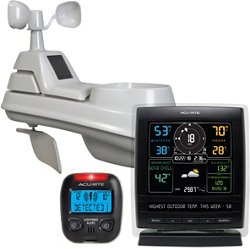 01505M Pro 5-in-1 Weather Station