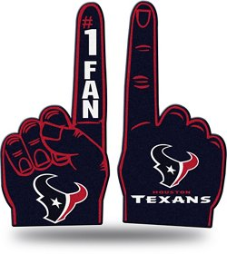 Rico Houston Texans Foam Finger