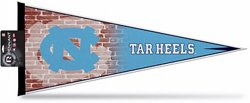 Rico University of North Carolina 12 in x 30 in Pennant