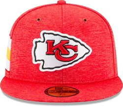 New Era Men's Kansas City Chiefs 59FIFTY Fitted Onfield Sideline Home Cap