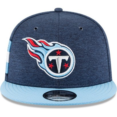 cddc9cf1 ... norway new era mens tennessee titans 9fifty adjustable onfield sideline  home cap 3d44c 2c76b best price ...