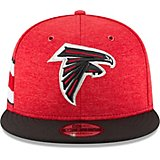 New Era Men's Atlanta Falcons 9FIFTY Adjustable Onfield Sideline Home Cap