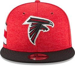 Men's Atlanta Falcons 9FIFTY Adjustable Onfield Sideline Home Cap