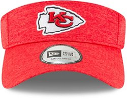 New Era Men's Kansas City Chiefs Onfield Sideline Home Visor