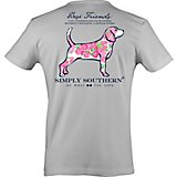 Simply Southern Women's Beagle T-shirt