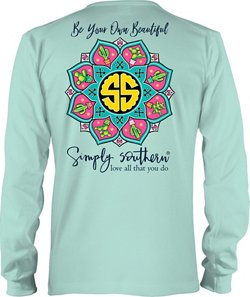 Simply Southern Women's Cactus T-shirt