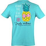 Simply Southern Women's Pineapple T-shirt