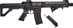 Crosman DPMS SBR Compact Full Auto 6mm Caliber BB Rifle